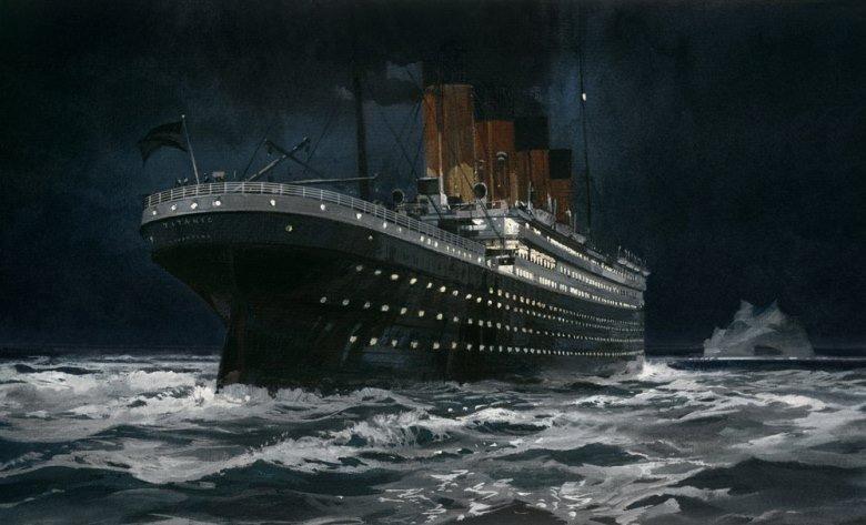 В Белфасте почтили память жертв крушения парохода «Титаник», затонувшего 105 лет назад