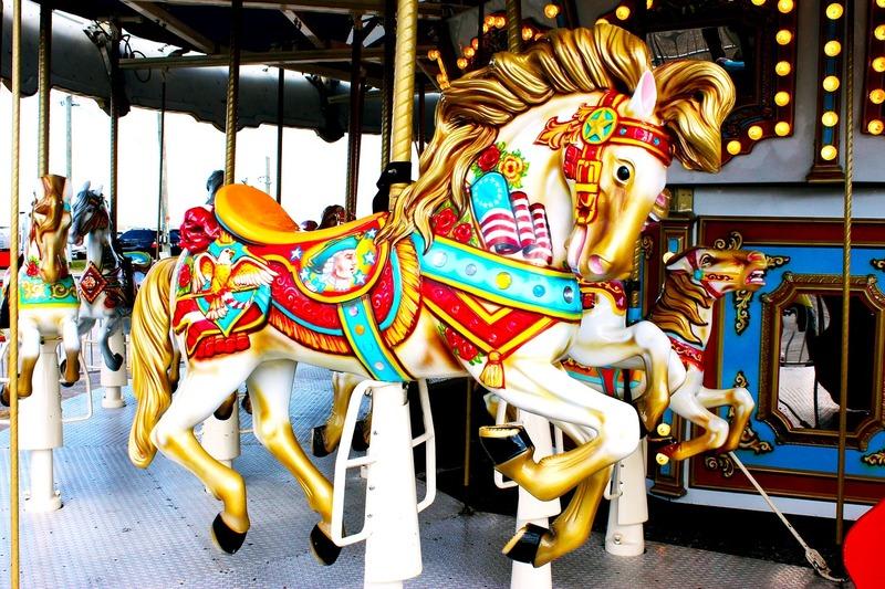 Открытки вера, картинки карусельные лошадки